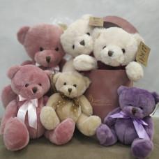 Мягкая игрушка «Медвежата» Фото 1