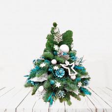Новогодняя композиция «Волшебная зима»