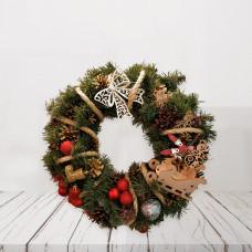 Рождественский веночек Фото 1
