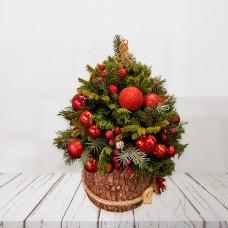 Новогодняя композиция «Зимняя сказка» Фото 1