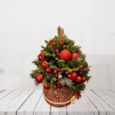 Новогодняя композиция «Зимняя сказка»