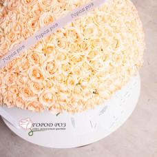 Изысканная корзина «Роза Tiffany» Фото 2