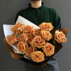 Пионовидная роза Toffee 70см Фото 2